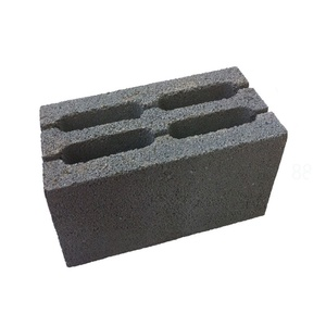 Блок керамзитобетонный пустотелый 390х190х188 мм