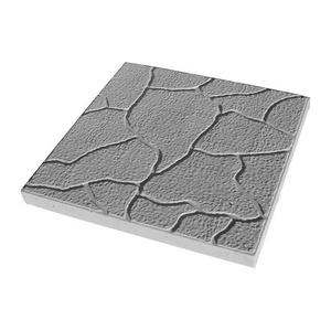 Плитка тротуарная Тучка 300х300 мм серая