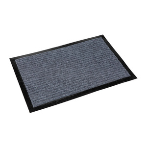 Покрытие ковровое Baltturf влаговпитывающее, серое 0,90х15 м