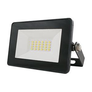 Прожектор светодиодный 20Вт, 230В, 6500K, IP65, алюминиевый корпус