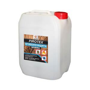 Огнебиозащита Ивитек Пиротекс Norma 2 группа голубой индикатор (10 л)