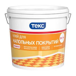 Клей ТЕКС Универсал для напольных покрытий 4 кг