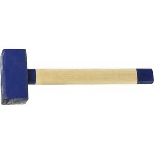 Кувалда СИБИН с деревянной удлинённой рукояткой