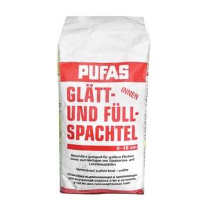 Шпаклёвка гипсовая Pufas N3 Glatt und Fullspachtel, 10 кг