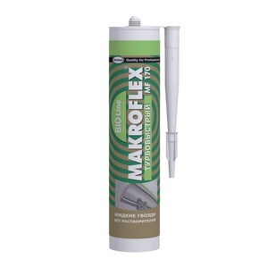 Клей турбобыстрый Makroflex Bio Line MF170 (0,4 кг)