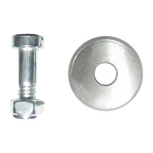 Запасной ролик Biber для плиткореза Суприм 18х6х3,8 мм
