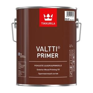 Антисептик для древесины Tikkurila Valtti Primer грунтовочный (2,7 л)
