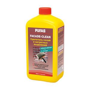 Удалитель солей и нитратных выделений Pufas Fassaden-Clean