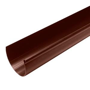 Желоб водосточный Мурол, коричневый, 3 м