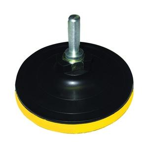 Диск опорный Biber 125 мм универсальный с липучкой