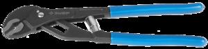 Клещи переставные ЗУБР саморегулирующие с быстрым захватом 240 мм