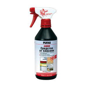 Средство для удаления плесени Pufas AMSS N142 без хлора 0,5 л