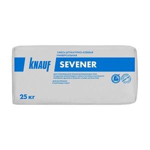 Штукатурно-клеевая смесь Knauf Sevener, 25 кг