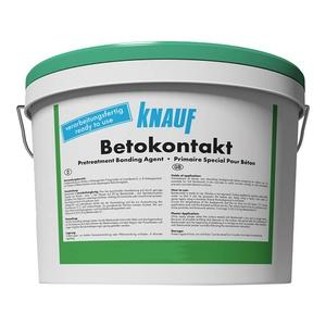 Бетоконтакт Knauf грунтовка для гипсовых штукатурок (5 кг)