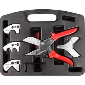 Ножницы 4в1 STAYER для резки пластиковых профилей 6 предметов