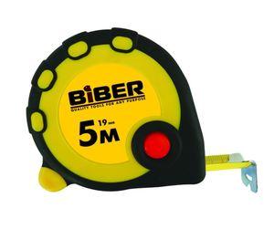 Рулетка Biber 40092 Standart 5 м/19 мм