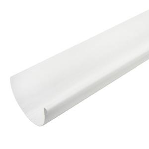 Желоб водосточный Мурол, белый, 3 м