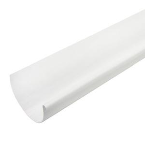 Желоб водосточный Мурол, белый, 2 м