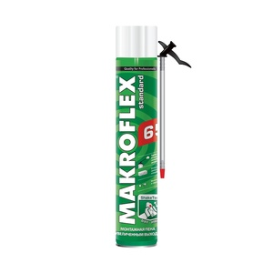 Пена монтажная Makroflex Shaketec Стандарт 65 (0,8 л)
