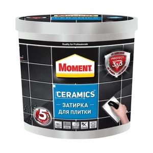 Затирка Moment Ceramics, серый, 1 кг