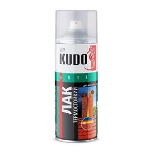Лак термостойкий Kudo KU-9006 0,52 л