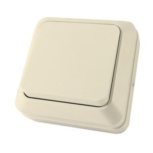 Выключатель о/у Ладога SQ1801-0002, 1 клавиша, 10А, 230В, IP20
