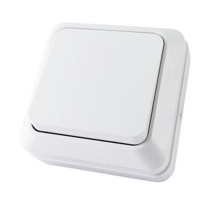 Выключатель о/у Ладога SQ1801-0001, 1 клавиша, 10А, 230В, IP20