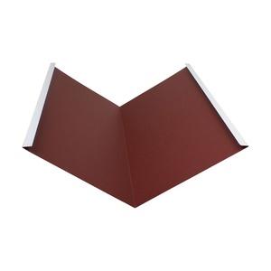 Ендова (RAL 8017) внутренняя коричневый шоколад (2 м)