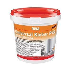 Клей ПВА Pufas Universal Kleber cтроительный (1 кг)