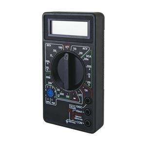 Мультиметр цифровой М-832 10А 1кВ 2МОм звук