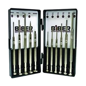 Набор отверток Biber 85566 для точных работ 11 шт