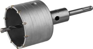 Коронка ЗУБР кольцевая буровая SDS-плюс хвостовик 80 мм