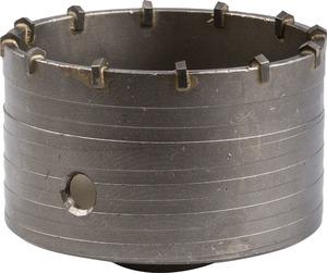 Коронка ЗУБР буровая кольцевая по бетону без державки 100 мм