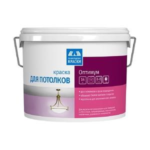 Краска в/д для потолка Оптимум (14 кг)