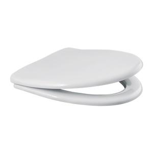 Сиденье для унитаза Orio КВ1-1 универсальное, белое