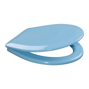 Сиденье для унитаза Orio К-02 универсальное, голубое