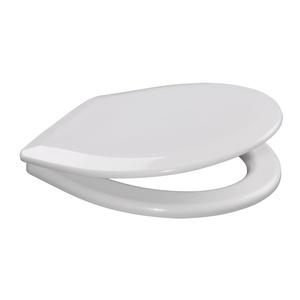 Сиденье для унитаза Orio К-01 универсальное, белое