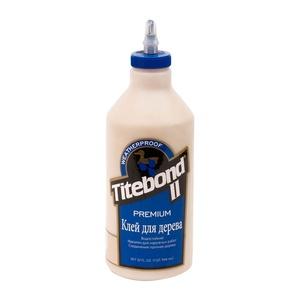 Клей для столярных работ Titebond II влагостойкий (0,946 л)