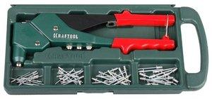 Заклепочник KRAFTOOL RX-7 d=2,4-4,8 мм - Al и сталь d=2,4-4,0 - нерж сталь
