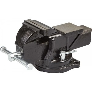 Слесарные тиски STAYER 100 мм