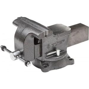 Тиски слесарные ЗУБР МАСТЕР 200 мм