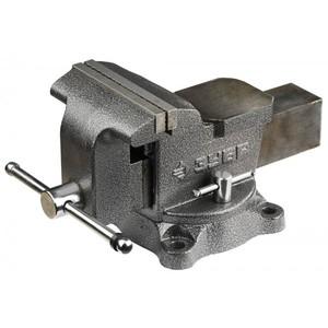 Тиски слесарные ЗУБР МАСТЕР 150 мм