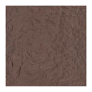 Керамогранит рельеф 298х298х8 мм Керамин Амстердам 4 коричневый
