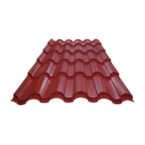 Металлочерепица (RAL 3005) красное вино 1190х2250х0,4 мм (2,68 м2)