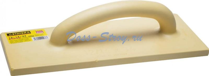 Терка полиуретановая STAYER PROFI 120x140x340 мм