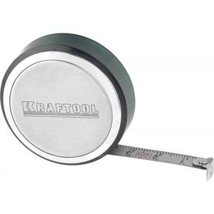 Рулетка KRAFTOOL SuperKompakt из нержавеющей стали