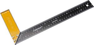 Угольник STAYER MASTER столярный стальное полотно 250 мм
