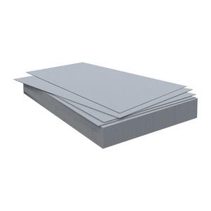 Лист асбестоцементный (шифер плоский) 1500х1000х10 мм