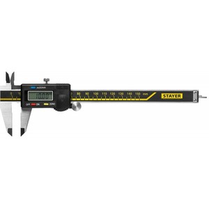 Штангенциркуль электронный нерж сталь STAYER PROFESSIONAL 150 мм