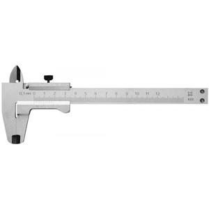 Штангенциркуль металлический тип 1 РОССИЯ 125 мм